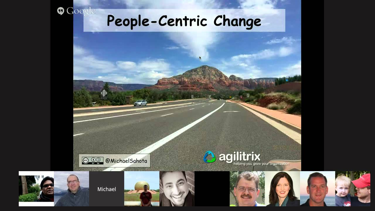 A Journey: Agile, Culture & Transformation