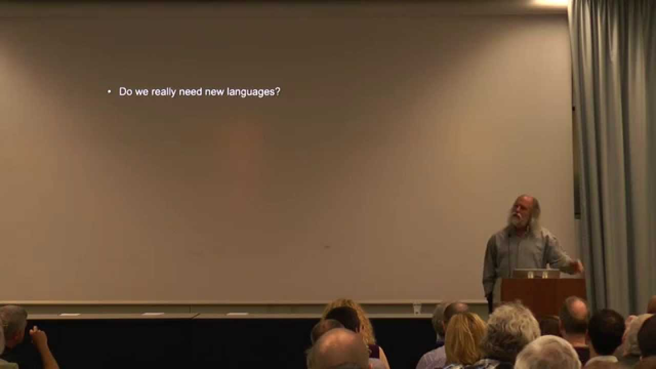 Grady Booch: The Future of Software Engineering